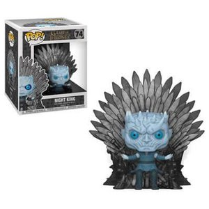 Pop! Deluxe: Game of Thrones - Night King Sitting on Throne