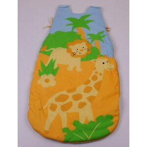 Boy Bedset jungle / safari