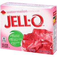 Jell-O: Watermelon