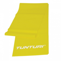 Tunturi Fitness Aerobic Band Light Yellow - Fitnessbanden