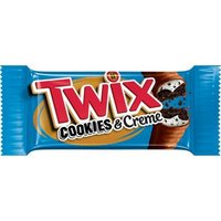 Twix Cookies & Creme 38,6 gr. (USA import)