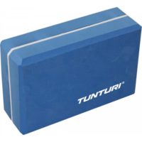 Tunturi Fitness Yoga Block Blue