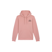 More Amor hoodie XS Canyon pink
