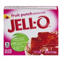 Jell-O: Fruit Punch