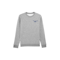 The one and only daddy sweater XS Heather grey