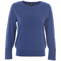K-Design Pullover  R512 True blue