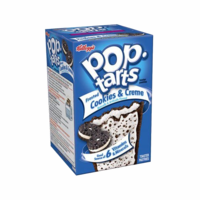 Pop Tarts - Frosted Cookies & Crème