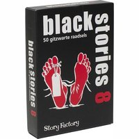 Black stories 8 - Kaart/Denkspel