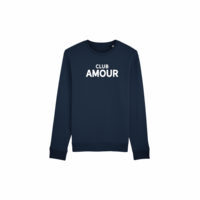 Club amour sweater dames XS French navy