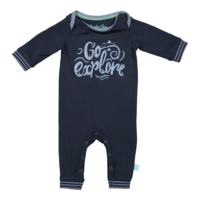 Baby Boys Jumpsuit Charlie Choe BLUE NIGHTS