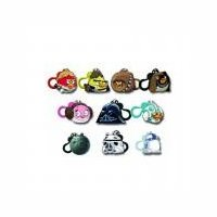 Star Wars angry birds bagclip