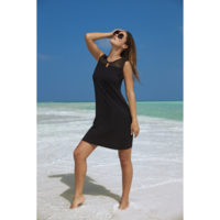Sunflair - City & Beach - Beach Dress - 73311 - Black