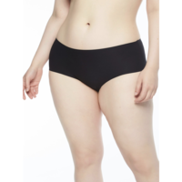 Chantelle Soft Stretch Shorty Zwart