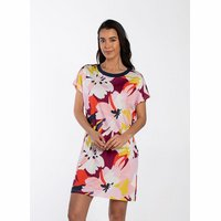 Cyell  030503 Floral damesnachthemd multicolor