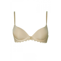 Sapph Madison Push-Up Bh In Champagne