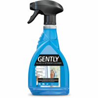 Gently glass & interior cleaner