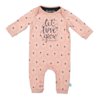Jumpsuit Charlie Choe BABY Tree of Love  'roze'