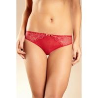 Chantelle - Roselia - Slip - 2168 - Red - Pomme d'Amour