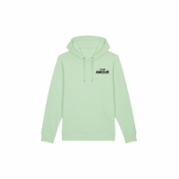 Club Amour Hoodie (Vrouwen) XS Canyon pink