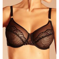 Chantelle - Mouvance - BH Beugel - 2322 - Noir