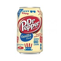 Dr. Pepper Vanilla Float Soda