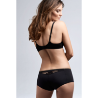 Marlies Dekkers Dame de Paris Shorty 18553 Black/Gold