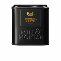 Mill & Mortar - Turmeric Latte